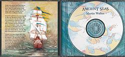 Ancient Seas - Martin Walker/YTMCD 002