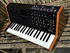 Korg MS-20 Retro Expansion