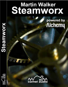 Steamworx - Martin Walker