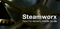 Steamworx for Alchemy Mobile